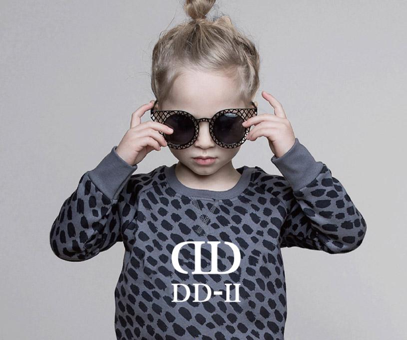 DD-Ⅱ童装品牌形象设计