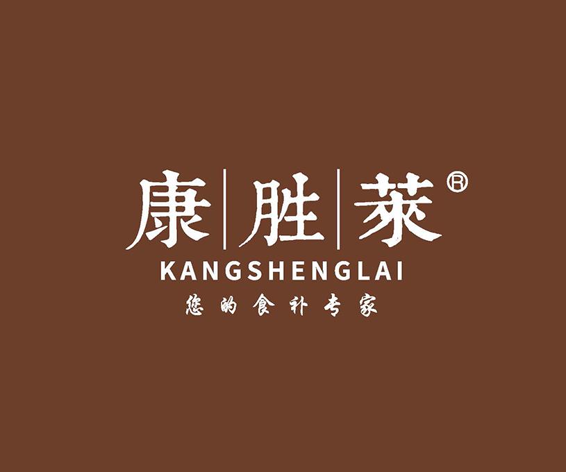 康胜莱医药品牌形象设计