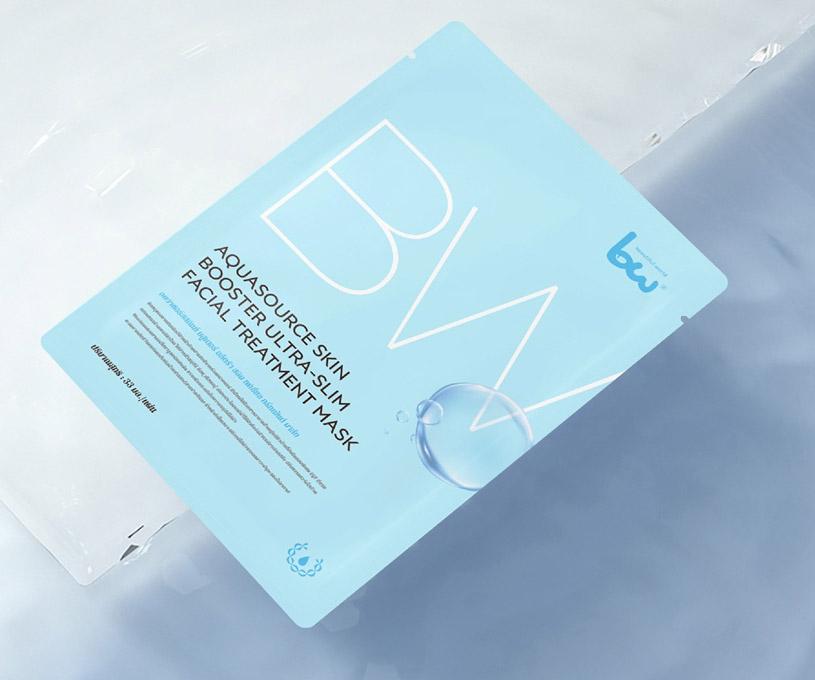 包装 | BW面膜品牌包装设计