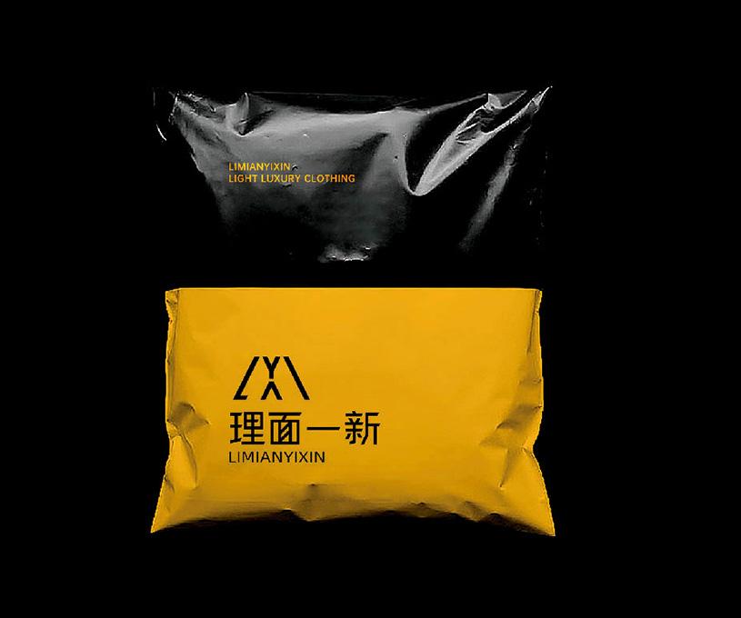 品牌 | 理面一新服饰品牌形象设计
