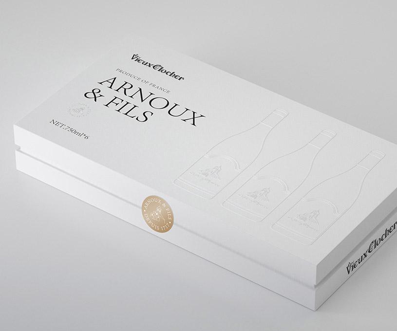 包装 | 杉泰红酒品牌包装设计